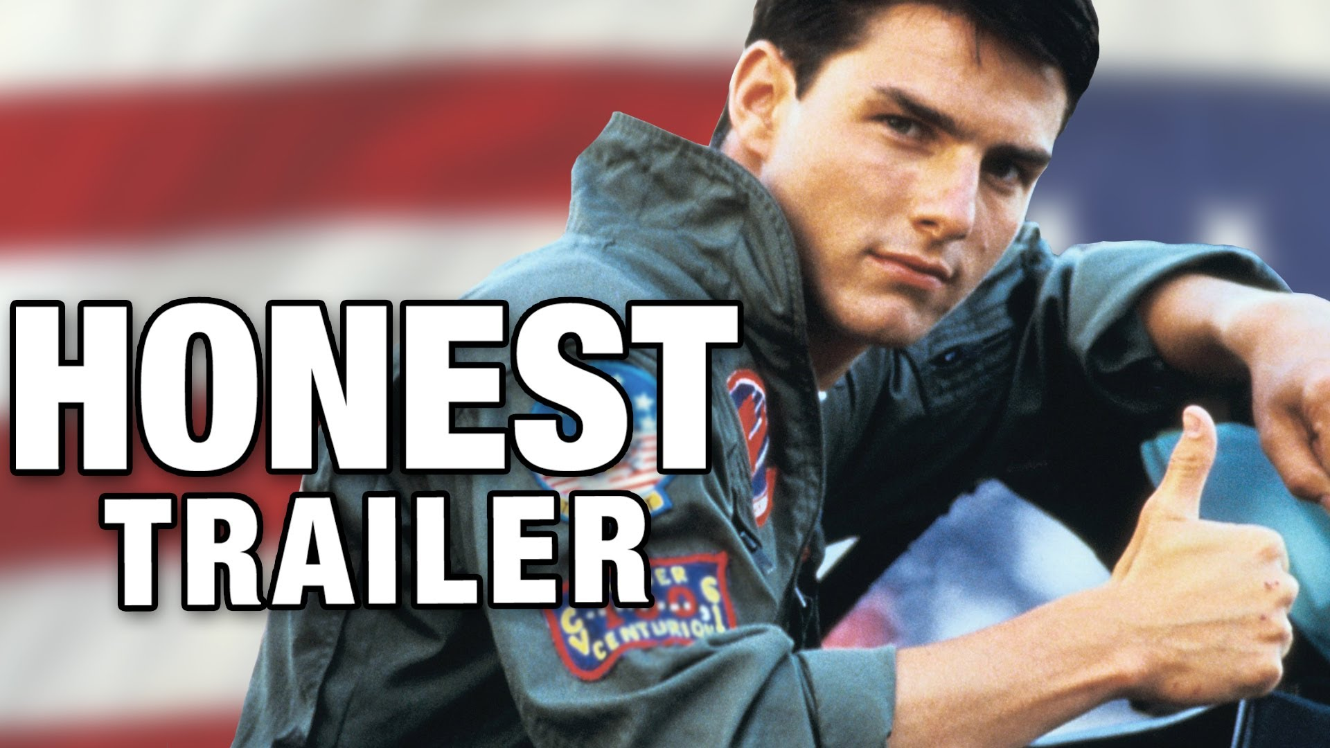 Honest Trailers – Top Gun | Flyr tv